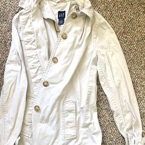 Gap 100% cotton jacket